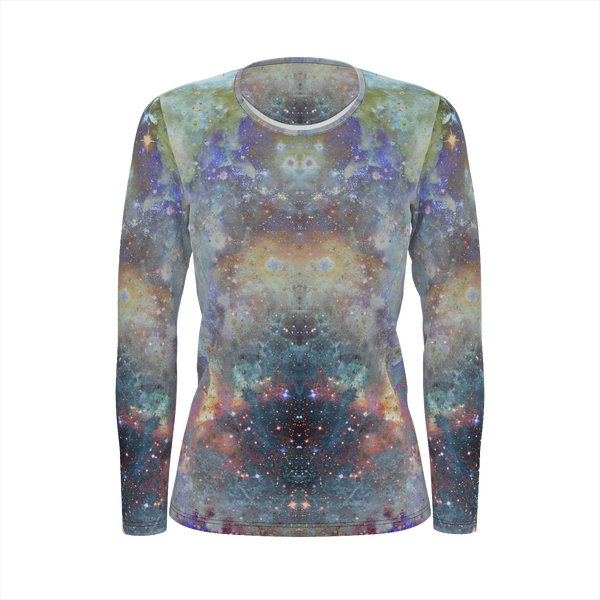 Ilyas Hue Collection Women's Long Sleeve (Jersey Knit) - Heady & Handmade