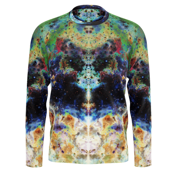 Acolyte Psychedelic Men's Long Sleeve (Jersey Knit) - Heady & Handmade