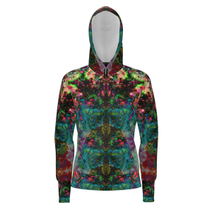 Lucid Collection Women's Light Hoodie - Heady & Handmade