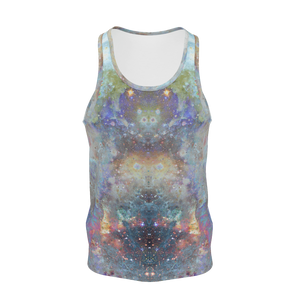 Ilyas Hue Men's Tank Top (Pima Cotton) - Heady & Handmade