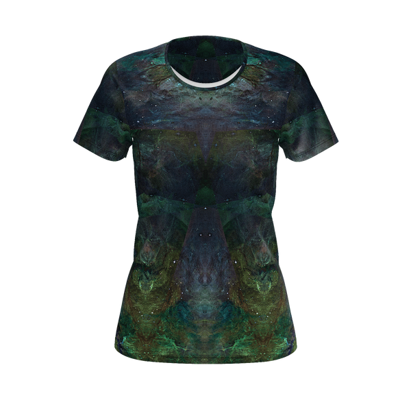 Pandora Psychedelic Women's Shirt (Pima Cotton) - Heady & Handmade