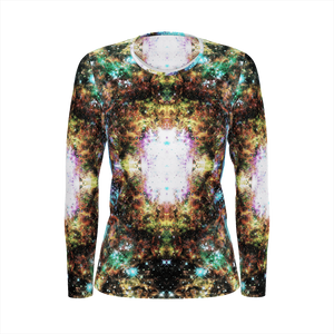 Fortuna Apothos Collection Women's Long Sleeve (Jersey Knit) - Heady & Handmade
