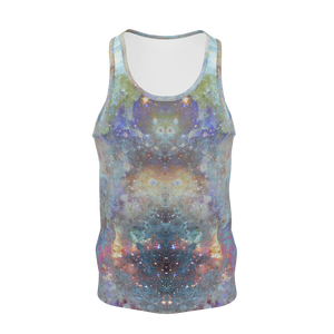 Ilyas Hue Men's Tank Top (Jersey Knit) - Heady & Handmade