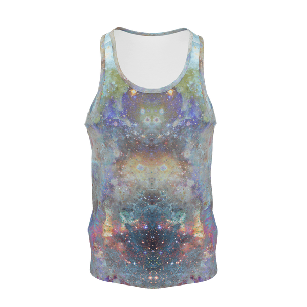 Ilyas Hue Collection Men's Tank Top (Jersey Knit) - Heady & Handmade