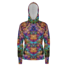 Unitas Inverse Collection Women's Heavy Hoodie - Heady & Handmade