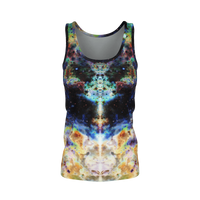 Acolyte Psychedelic Women's Tank Top (Jersey Knit) - Heady & Handmade
