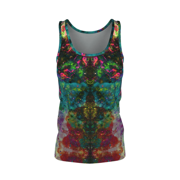 Lucid Collection Women's Tank Top (Pima Cotton) - Heady & Handmade
