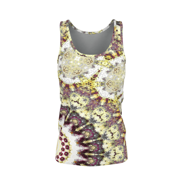 Alchemy Psychedelic Women's Tank Top (Jersey Knit) - Heady & Handmade
