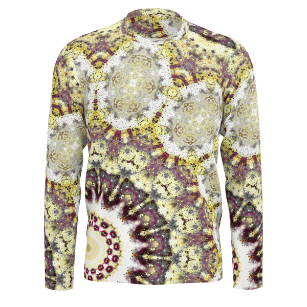 Alchemy Psychedelic Men's Long Sleeve (Jersey Knit) - Heady & Handmade