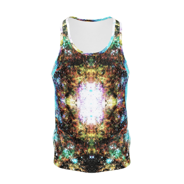 Fortuna Apothos Collection Men's Tank Top (Jersey Knit) - Heady & Handmade