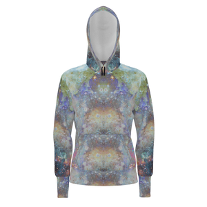 Ilyas Hue Collection Women's Light Hoodie - Heady & Handmade