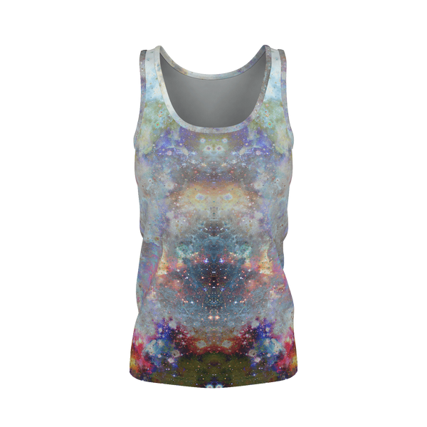 Ilyas Collection Women's Tank Top (Jersey Knit) - Heady & Handmade