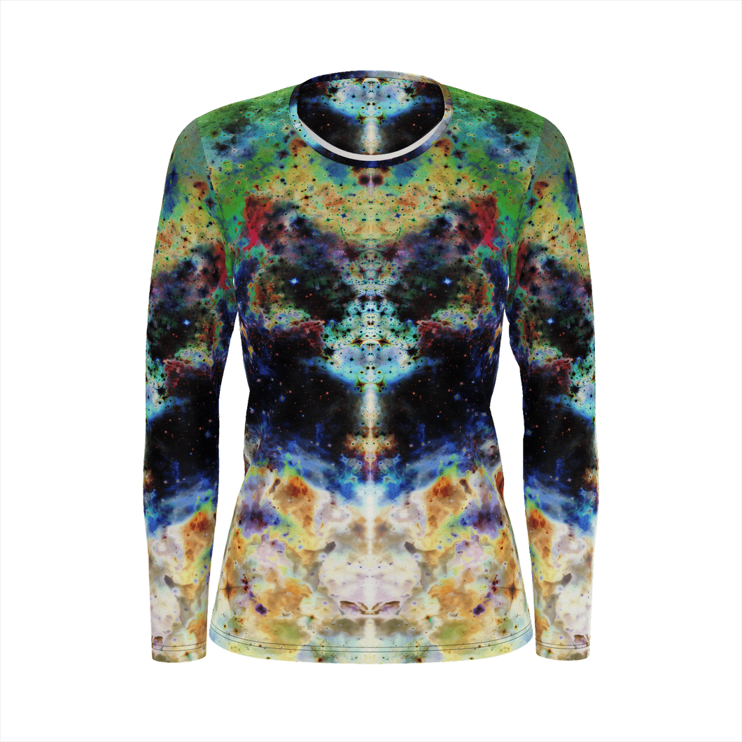 Acolyte Collection Women's Long Sleeve (Pima Cotton) - Heady & Handmade