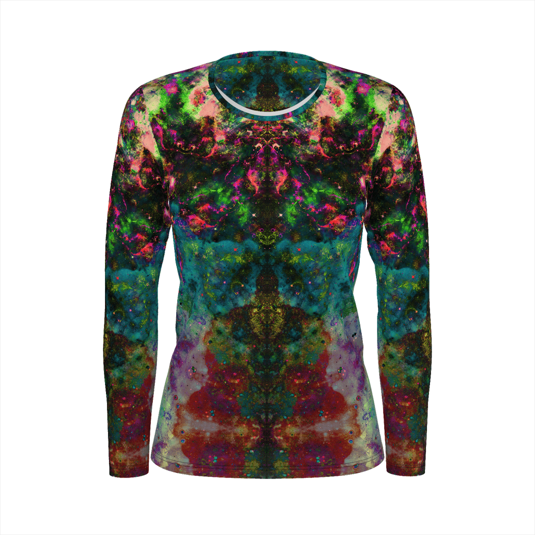 Lucid Collection Women's Long Sleeve (Jersey Knit) - Heady & Handmade