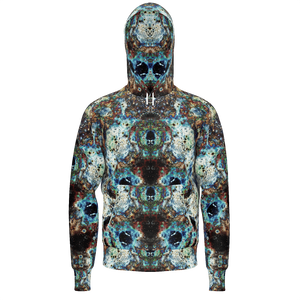 Lunix Collection Men's Heavy Hoodie - Heady & Handmade