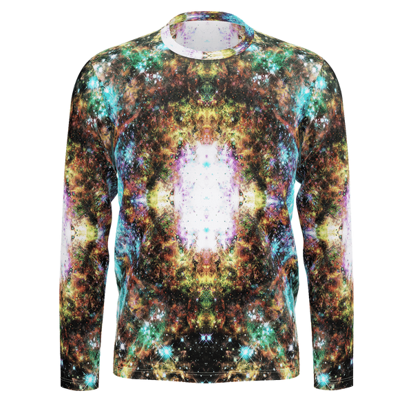 Fortuna Apothos Collection Men's Long Sleeve (Pima Cotton) - Heady & Handmade