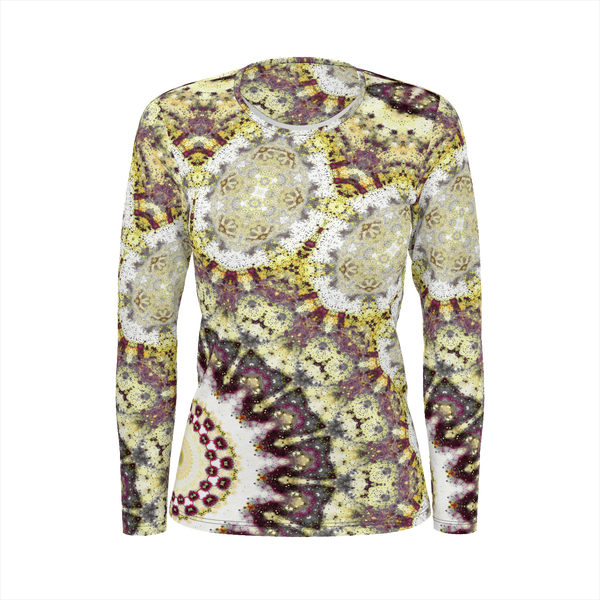 Alchemy Psychedelic Women's Long Sleeve (Jersey Knit) - Heady & Handmade