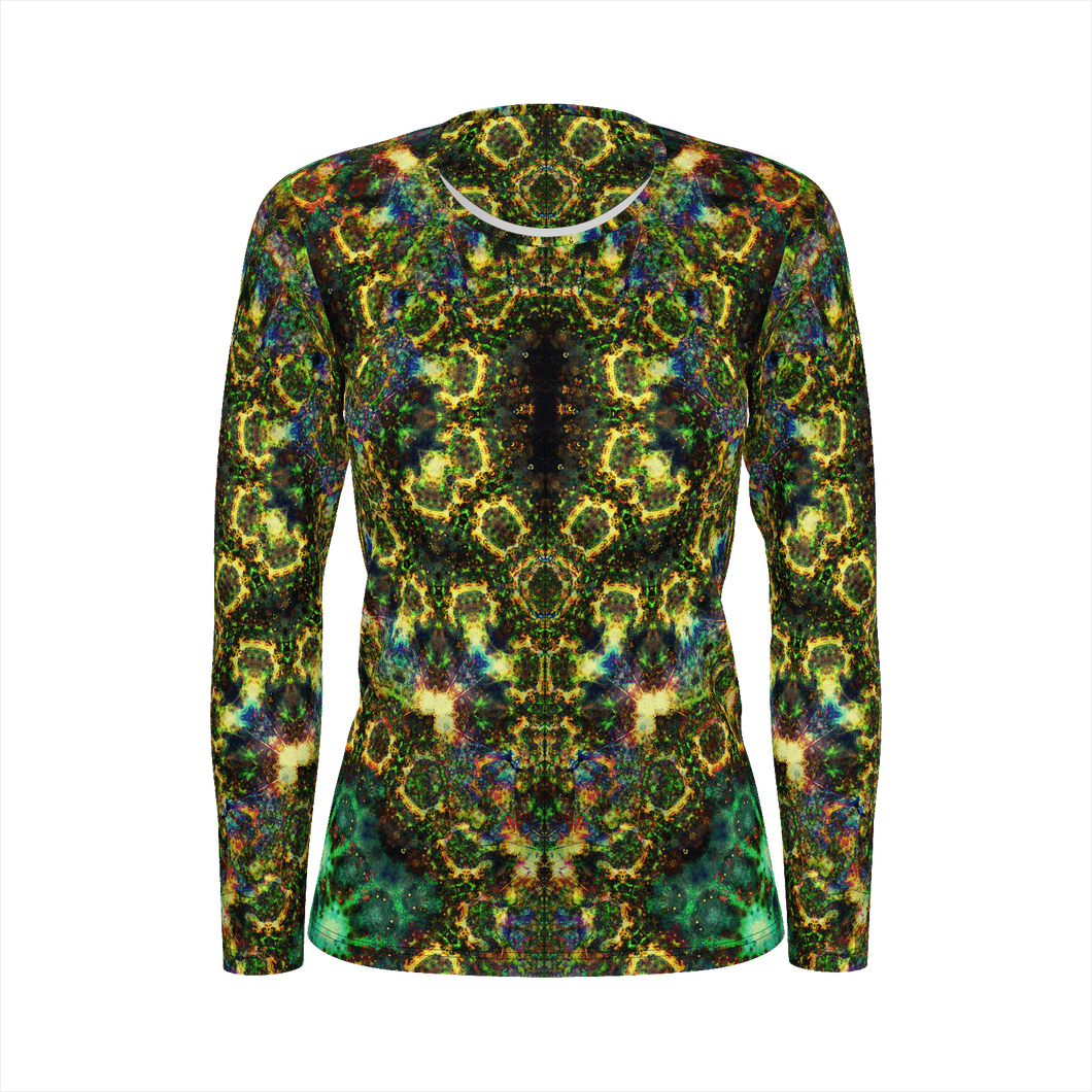 Xerxes Collection Women's Long Sleeve (Pima Cotton) - Heady & Handmade