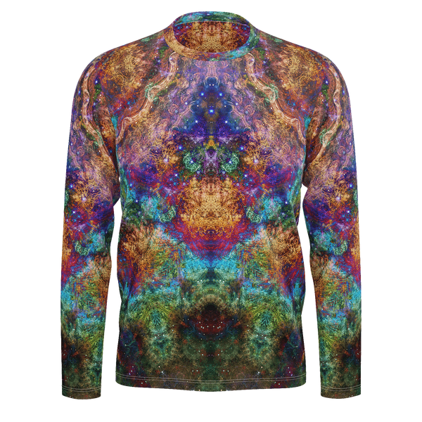 Unitas Inverse Collection Men's Long Sleeve (Pima Cotton) - Heady & Handmade