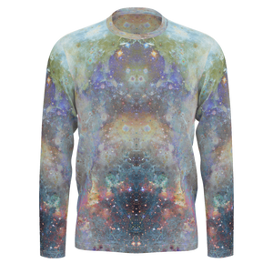 Ilyas Hue Men's Long Sleeve (Pima Cotton) - Heady & Handmade