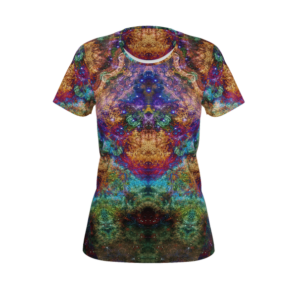 Unitas Inverse Collection Women's Shirt (Pima Cotton) - Heady & Handmade