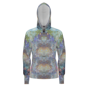 Ilyas Hue Collection Women's Heavy Hoodie - Heady & Handmade