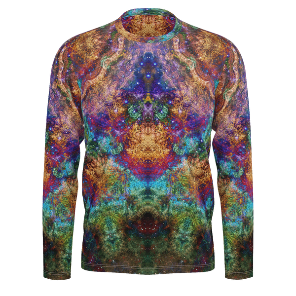 Unitas Inverse Collection Men's Long Sleeve (Jersey Knit) - Heady & Handmade