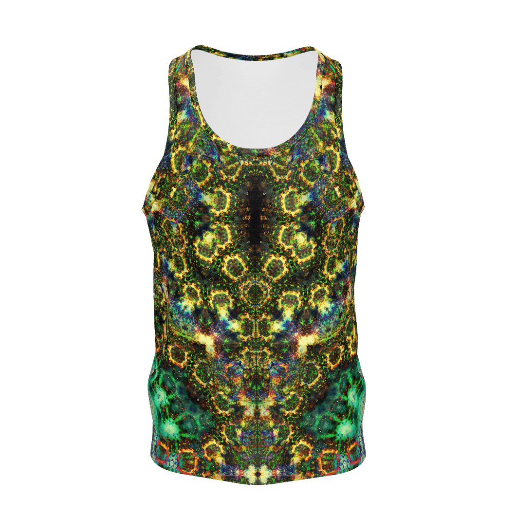 Xerxes Collection Men's Tank Top (Pima Cotton) - Heady & Handmade