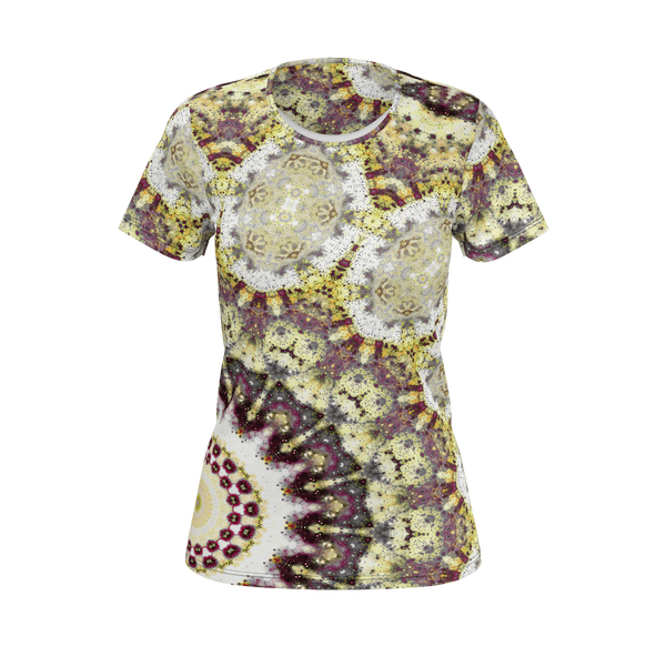 Alchemy Psychedelic Women's Shirt (Pima Cotton) - Heady & Handmade