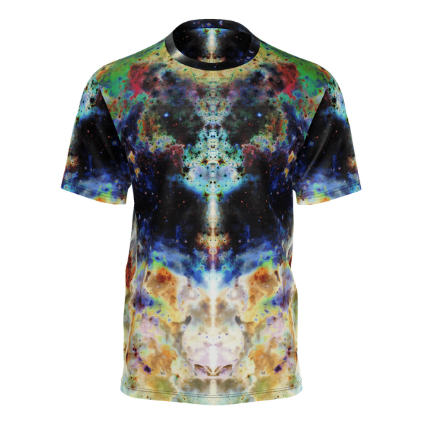 Acolyte Psychedelic Men's Shirt (Jersey Knit) - Heady & Handmade