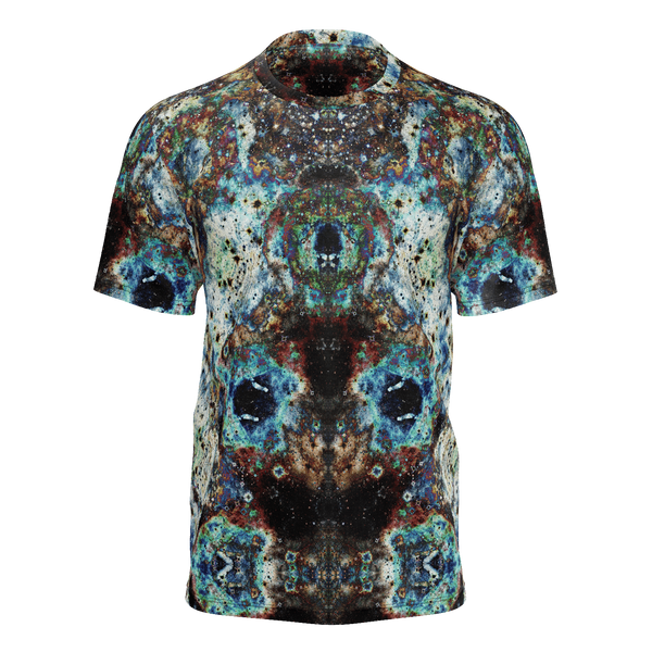 Lunix Psychedelic Men's Shirt (Jersey Knit) - Heady & Handmade