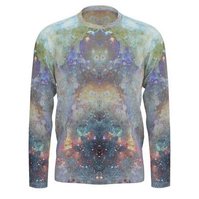Ilyas Hue Men's Long Sleeve (Jersey Knit) - Heady & Handmade