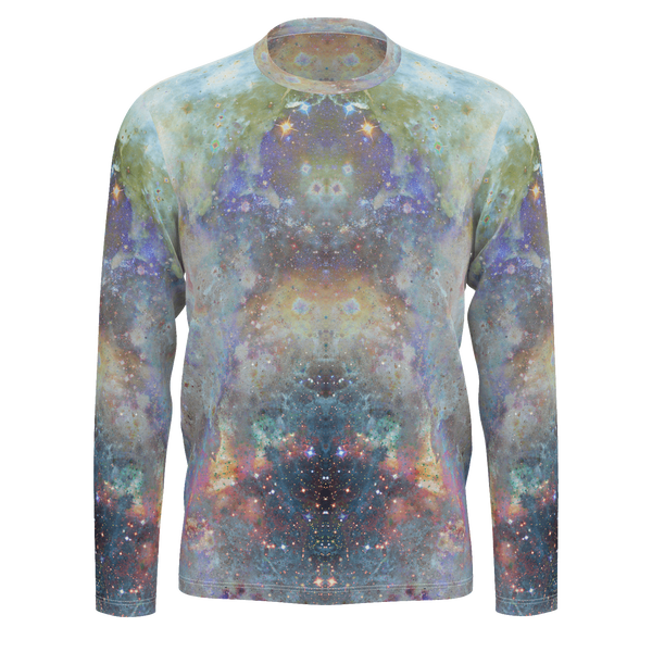 Ilyas Hue Collection Men's Long Sleeve (Jersey Knit) - Heady & Handmade