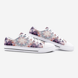 Medusa Psychedelic Canvas Low-Tops