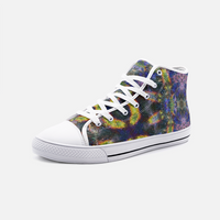 Nox Glow Psychedelic Canvas High-Tops