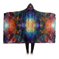Fortuna Collection Hooded Blanket - Heady & Handmade