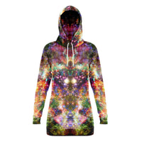 Ilstaag Collection Fleece-Lined Long Hoodie - Heady & Handmade