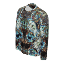 Lunix Psychedelic Men's Long Sleeve (Pima Cotton) - Heady & Handmade