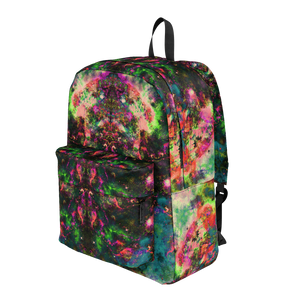 Lucid Collection Backpack (Bright) - Heady & Handmade