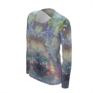 Ilyas Hue Collection Women's Long Sleeve (Pima Cotton) - Heady & Handmade
