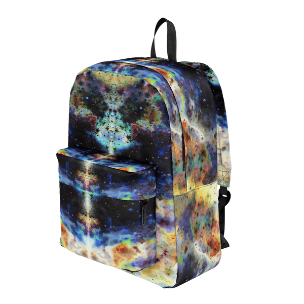 Acolyte Psychedelic Backpack - Heady & Handmade