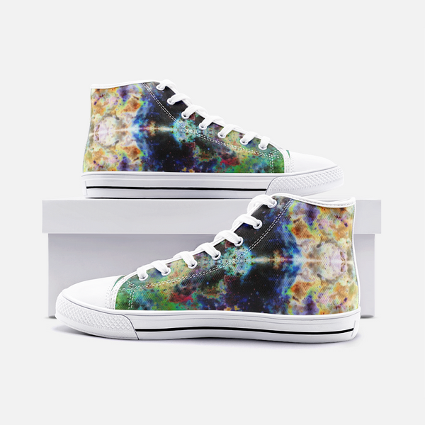 Acolyte Ethos Psychedelic Canvas High-Tops