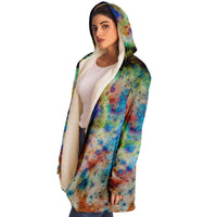 Acquiesce Nightshade Collection Microfleece Cloak - Heady & Handmade