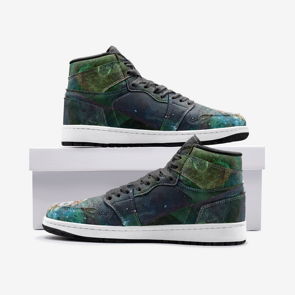 Pandora Psychedelic Full-Style High-Top Sneakers