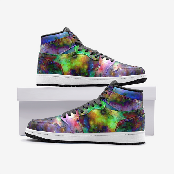 Kemrin Psychedelic Full-Style High-Top Sneakers