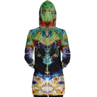 Acolyte Ethos Collection Fleece-Lined Long Hoodie - Heady & Handmade