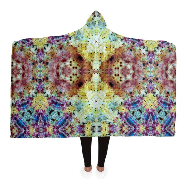 Conscious Collection Hooded Blanket - Heady & Handmade