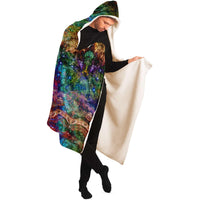 Unitas Collection Hooded Blanket - Heady & Handmade