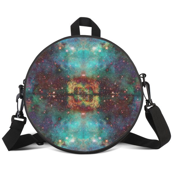 Archon Psychedelic Round Rave Bag
