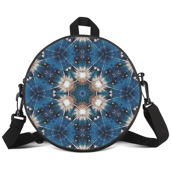 Beacon Psychedelic Round Rave Bag